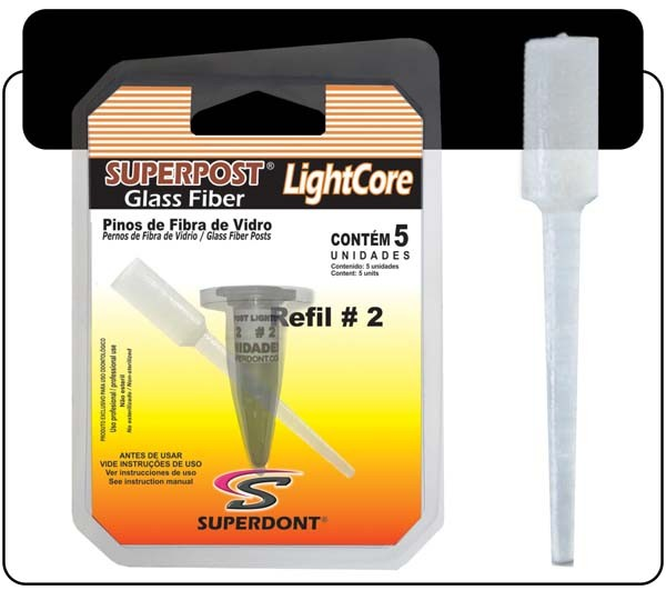 SUPERPOST LIGHTCORE REFIL Nº 2