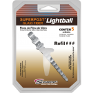 SUPERPOST LIGHTBALL REFIL Nº 2
